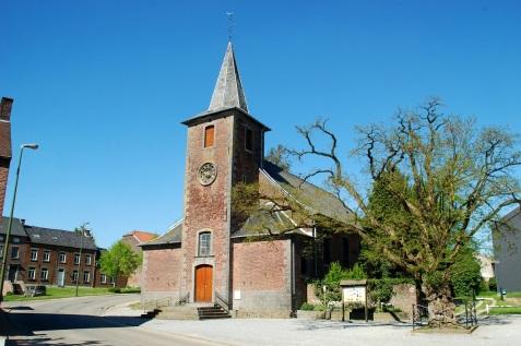 L'église Saint-Laurent de Mellery