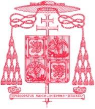 logo-blason-archevêché-malines-bruxelles-2016